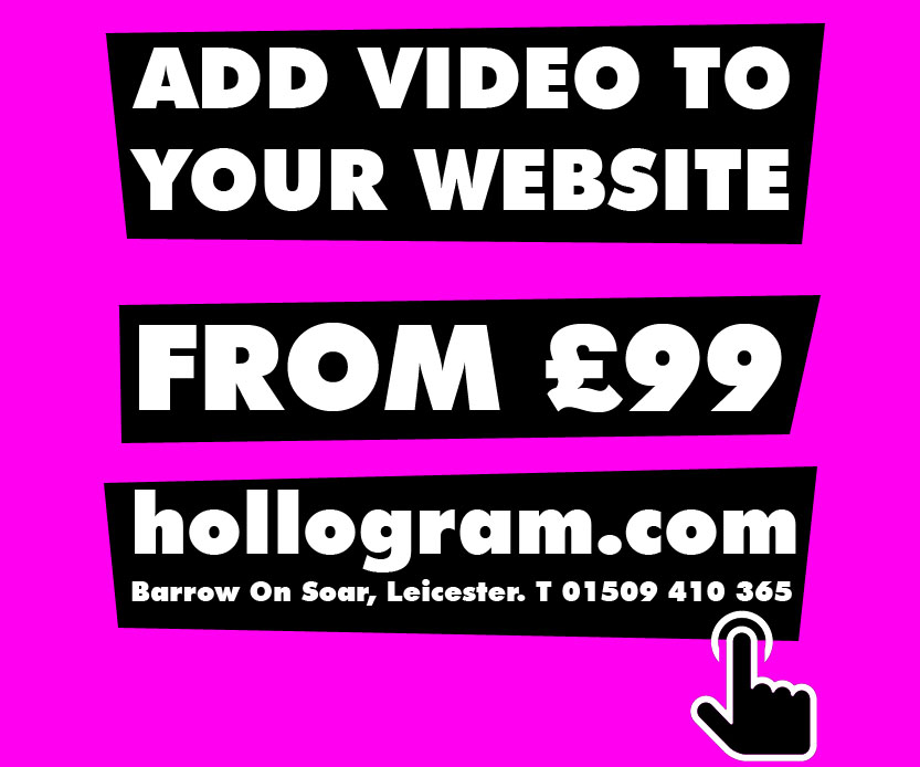 Add Video to YOUR business today