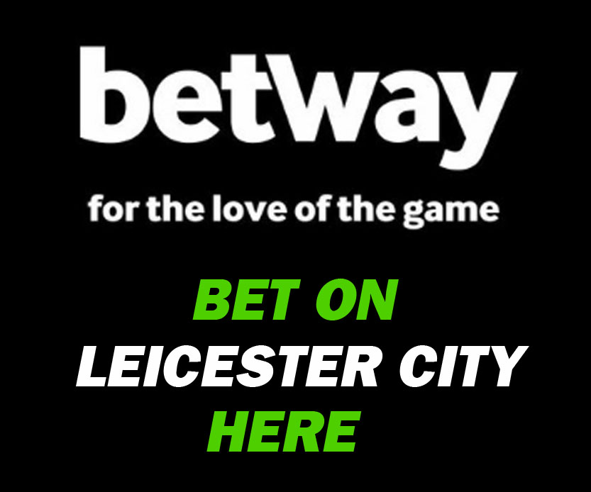 Bet on Leicester